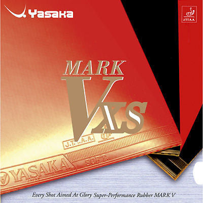 New Yasaka Mark V XS Rubber table tennis ping pong - HappyGreenStore