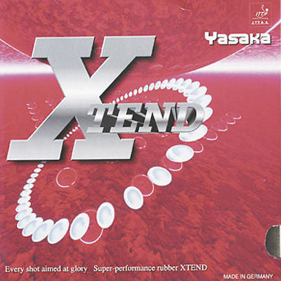 Genuine Yasaka XTend tend Rubber table tennis ping pong - HappyGreenStore