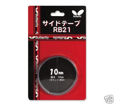 Butterfly side tape RB21 8mm, 10mm, 12mm table tennis - HappyGreenStore