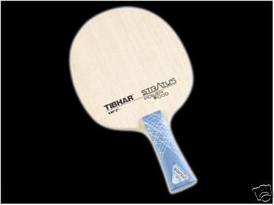 Tibhar Stratus Power Wood table tennis ping pong rubber - HappyGreenStore