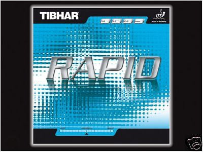 Tibhar Rapid Rubber table tennis TOP ping pong blade - HappyGreenStore