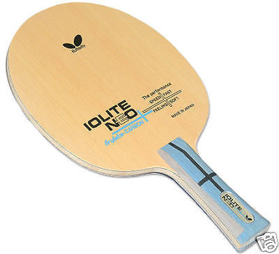 Butterfly Iolite Neo blade table tennis ping pong no rubber Shakehand - HappyGreenStore