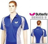 Butterfly T-shirt series 9 13 18 19 20 21 table tennis - HappyGreenStore