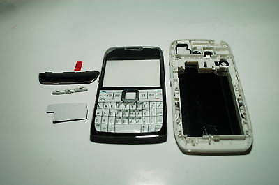 Nokia E71 Whole Complete Cover housing faceplate Keypad - HappyGreenStore