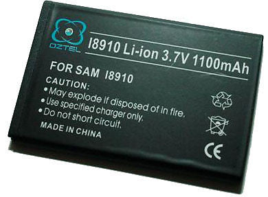 Samsung i8910 Omnia HD Lite B7300 I320 W799 battery wty - HappyGreenStore