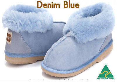 ... Kids Spillys UggBoots Ugg Boots fleecy Slippers - 12 colors Made in Australia ...