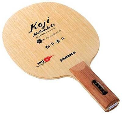 New VICTAS Koji Matsushita Blade suitable for Defender Table Tennis Ping Pong - HappyGreenStore