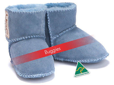 Buggies UggBoots UGG Boots - Baby newborn boot - 12 colors  Made in Australia - HappyGreenStore
