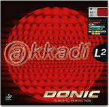 Donic Akkadi L2 or PIRANJA TEC Rubber Special Long Pips Table Tennis no Racket - HappyGreenStore