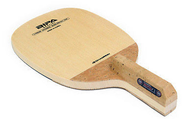 Champion Bipa Special Japanese Penhold 1-ply blade Cypress Hinoki Table Tennis - HappyGreenStore