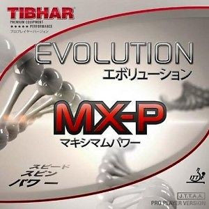 Tibhar EVOLUTION MX-P rubber spring loaded sponge similar Tenergy Table Tennis - HappyGreenStore