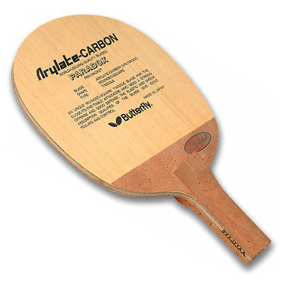 Butterfly Paradox R Penhold Blade Table tennis Rubber - HappyGreenStore
