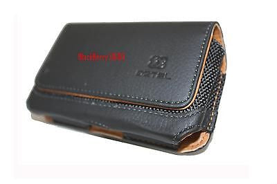 Executive Style Side pouch for Blackberry Storm 9500 Bold 9000 9700 Clip OZtel - HappyGreenStore