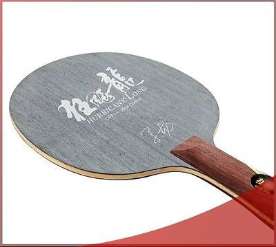 DHS Hurricane Long Blade Table Tennis Ping Pong- Used by Ma Long -World champion - HappyGreenStore
