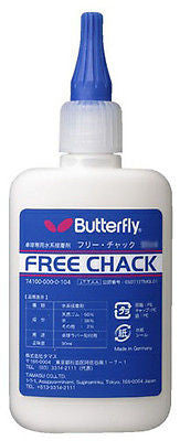 Butterfly Free chack Glue 37 mL bottle Table Tennis Ping Pong no VOC or chemical - HappyGreenStore