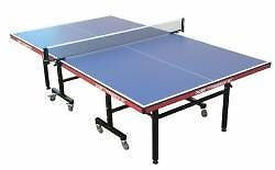 High Quality XSF Pinkewich 287 19mm top 40mm legs 75mm wheels Table Tennis Table - HappyGreenStore