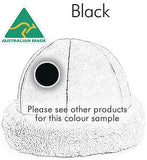 NEW Rolled up/down rim Sheepskin Hat For Winter or snow 100% 1st grade sheepskin - HappyGreenStore
