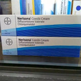 Nerisona Combi Cream - Diflucortolone FOR dermatoses w/ Fungi/Bacteria Infection - HappyGreenStore