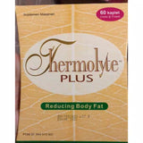 Thermolyte Plus - Herbal Fat Burner Slimming - Alternative to Xenical Orlistat