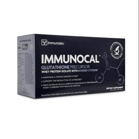 Original New Immunocal Glutathione Precursor to boost immunity Whey Protein Isolate by Immunotec