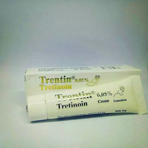 RETINOL RETIN-OL Cream 0.05% Vitamin A FOR Anti Ageing/Acne/Wrinkle/Papules