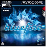 Donic Bluefire JP 01/JP 03/Bluefire M1/M2/M3 Rubber Table Tennis No Racket - HappyGreenStore
