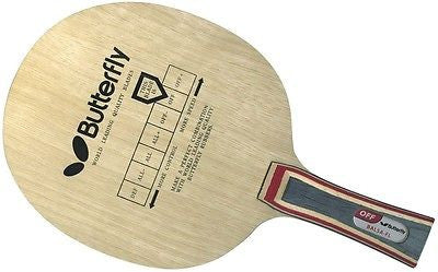 Butterfly Balsa Offensive OFF or Balsa Allround ALL+ Blade Table Tennis GOOD - HappyGreenStore
