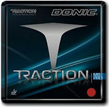 Donic Traction MS Pro or MS Soft Rubber - The SAT NAV for your Bat Table Tennis - HappyGreenStore