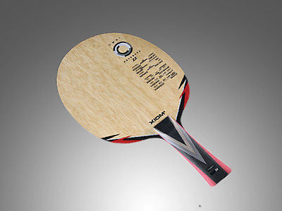 Xiom Omni Hayabusa ZX Zephylium polymer blade paddle table tennis ping pong - HappyGreenStore