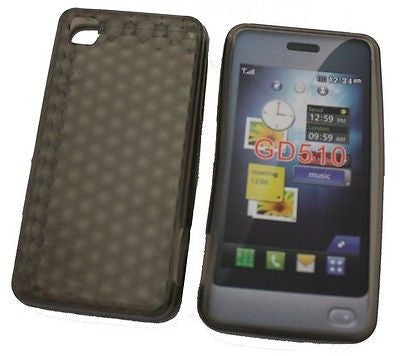 TPU Cover Soft Gel Skin case LG P700 Optimus L7 GD510 Pop KP500 Cookie GW300 OZt - HappyGreenStore