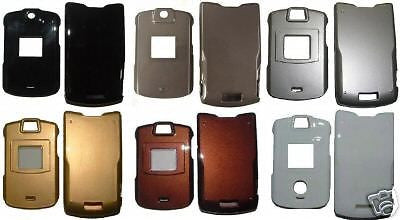 1X clip on case MOTOROLA V3 V3i Razr Razor cover - HappyGreenStore