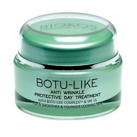 NEW BIOKOS BOTU LIKE ANTI WRINKLE ANTI AGEING  Protective DAY TREATMENT COMPLEX SALE GO! - HappyGreenStore