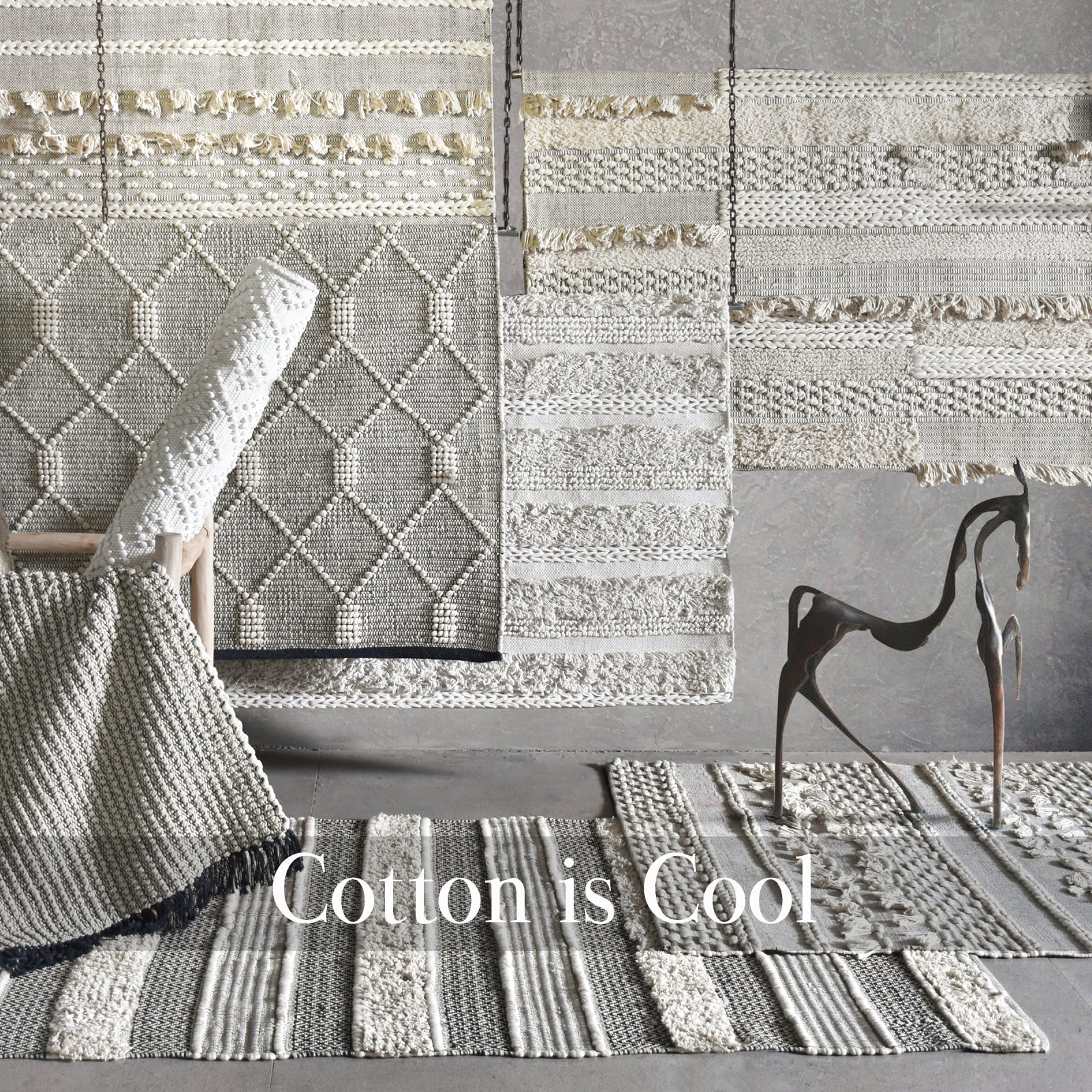 Cotton Is Cool Rugs India