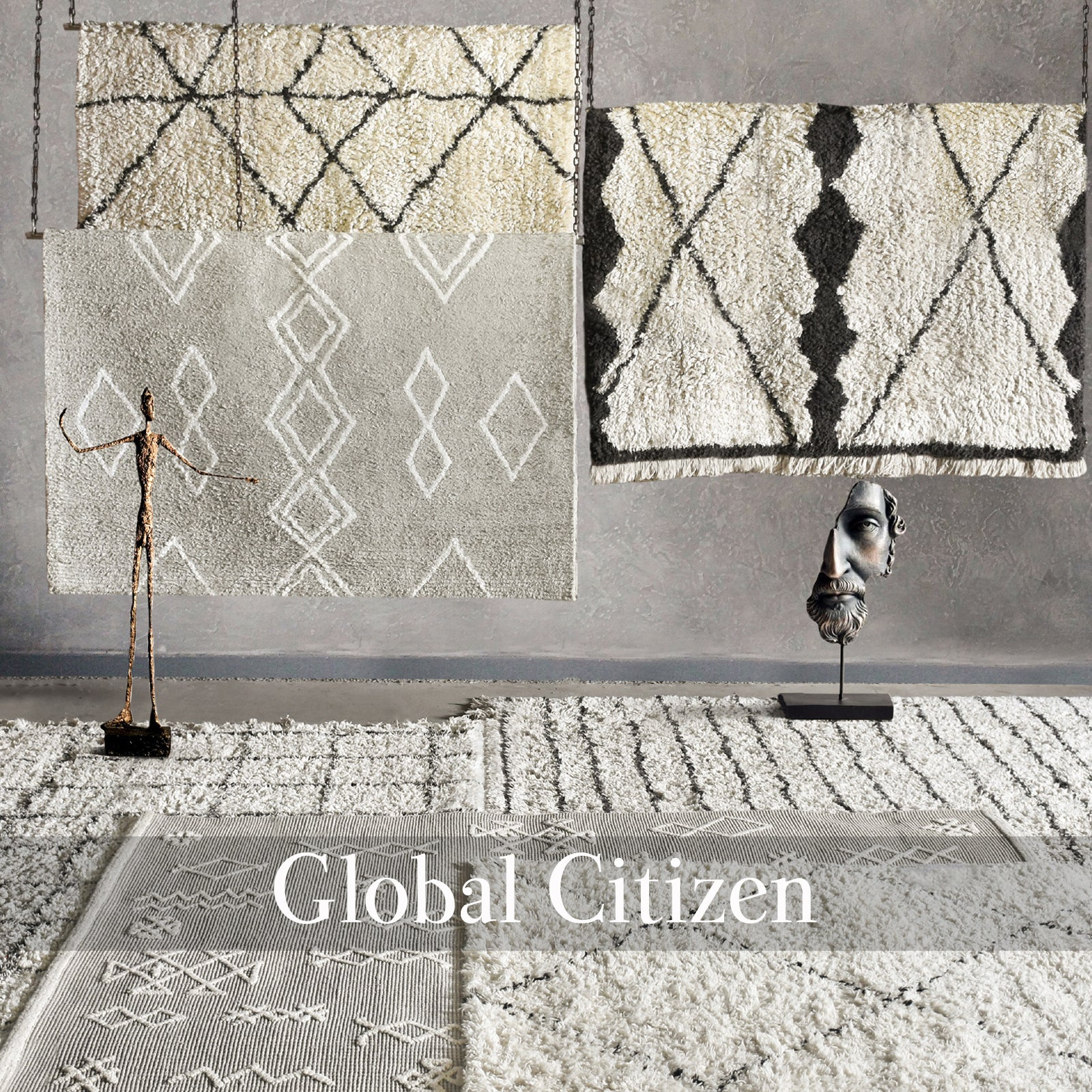 Global Citizen Trends Rugs India