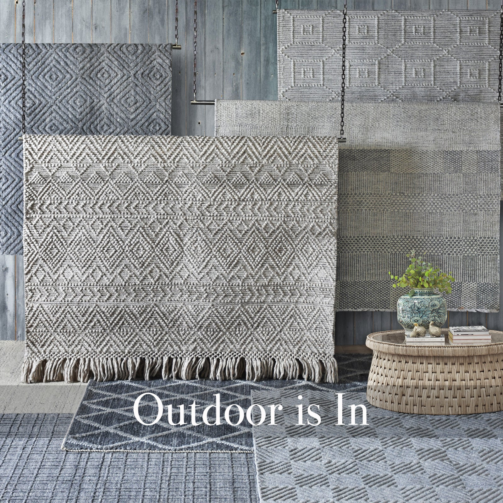 Outdoor is In Rugs India