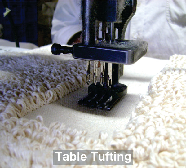 TABLE TUFTING