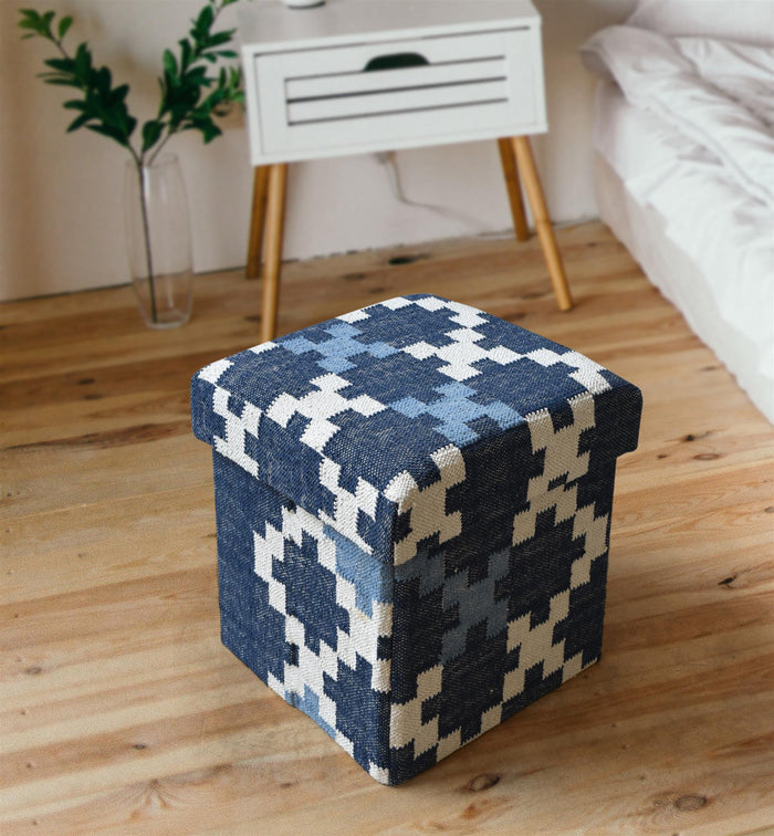 RAGNAR STORAGE STOOL