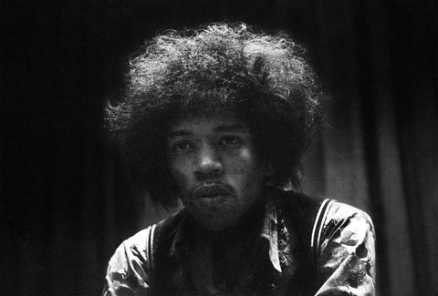 JIMI HENDRIX: <br>IN ANOTHER WORLD