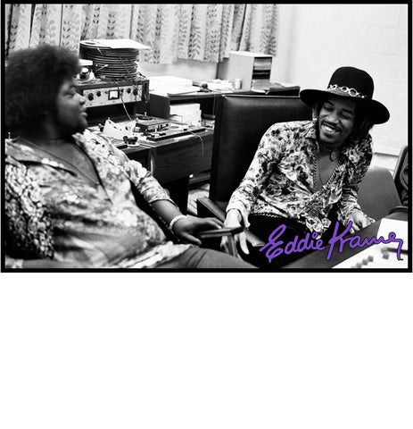JIMI HENDRIX: <br>JIMI'S LAUGHTER