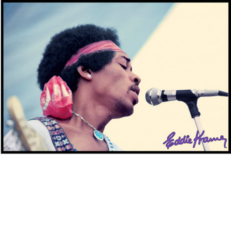 JIMI HENDRIX: <br>THE STAR SPANGLED BANNER