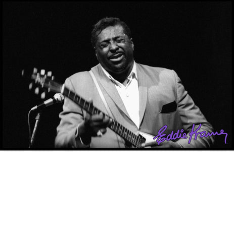 ALBERT KING AT THE FILLMORE EAST