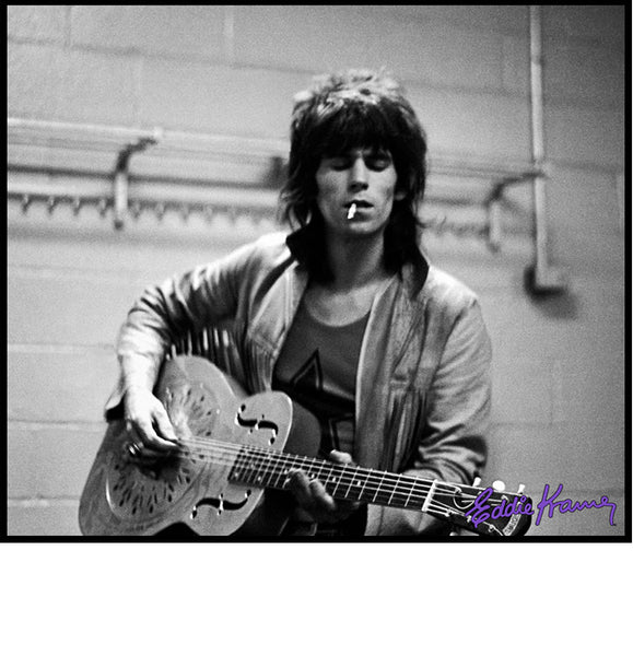 KEITH RICHARDS: <br>BACKSTAGE DOBRO