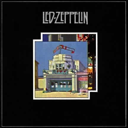Led Zeppelin: <br>The Song Remains The Same, 2007 Reissue <br>2 CD