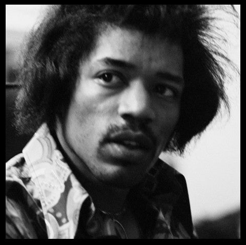 Portrait Series: <br>Hey Jimi