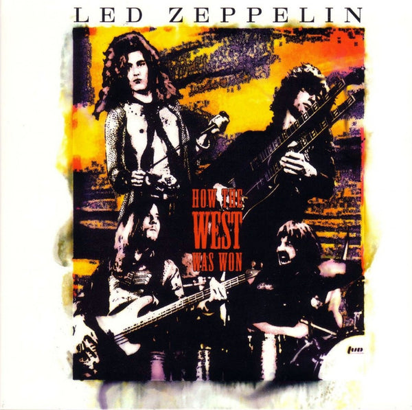 Led Zeppelin:<br>How The West Was Won