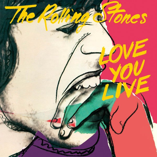 The Rolling Stones: <br>Love You Live
