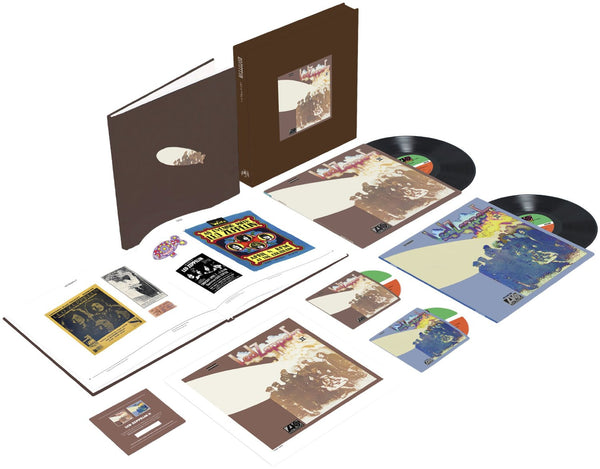Led Zeppelin: <br>Led Zeppelin II Super Deluxe Edition Box