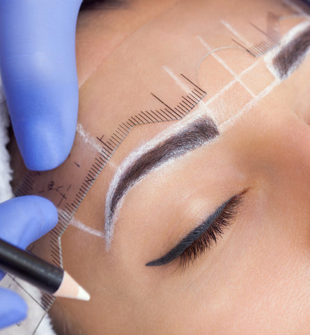 Blog Feed Article Feature Image Carousel: 5 Cosmetic Treatments for Perfect Brows