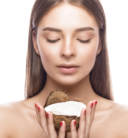 Blog Feed Article Feature Image Carousel: Does Coconut Oil Clog Your Pores?
