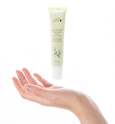 Blog Feed Article Feature Image Carousel: Benefits of Using a Green Tea Moisturizer